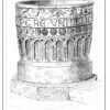 Survey of Somerset Church Fonts Harvey Pridham edited by Dr Adrian Webb