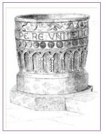 Survey of Somerset Church Fonts: Harvey Pridham, edited by Dr Adrian Webb