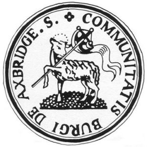 Axbridge Archaeological and Local History Society logo
