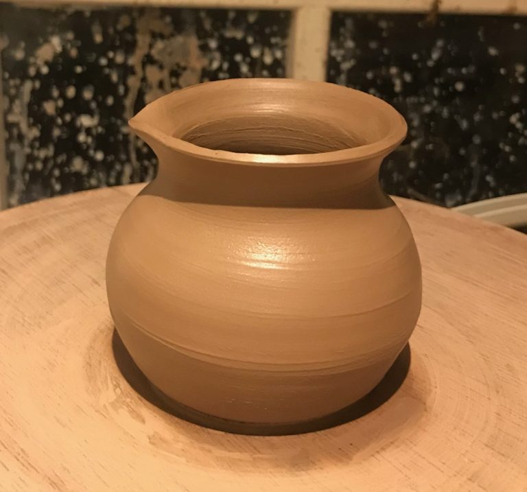Day 46: 100 Pots in 100 Days