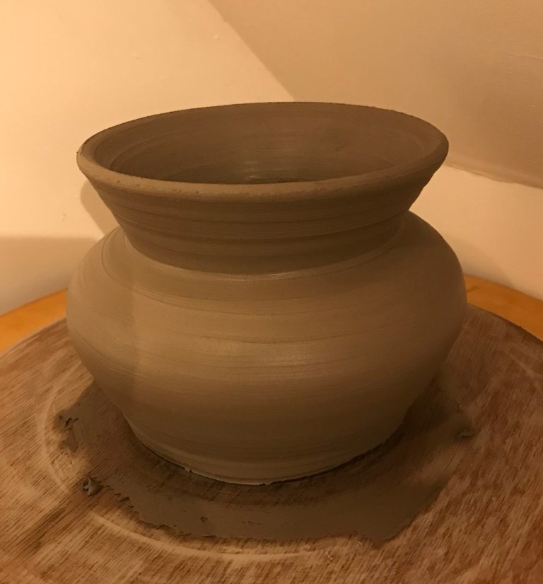 Read more about the article Day 43: 100 Pots in 100 Days